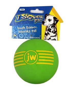 неразгрызаемый собачий мяч из каучука