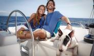 Арендовать яхту с бультерьером и в Рио!