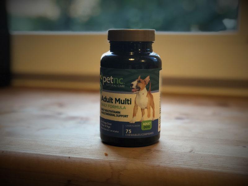 Витамины для бультерьера